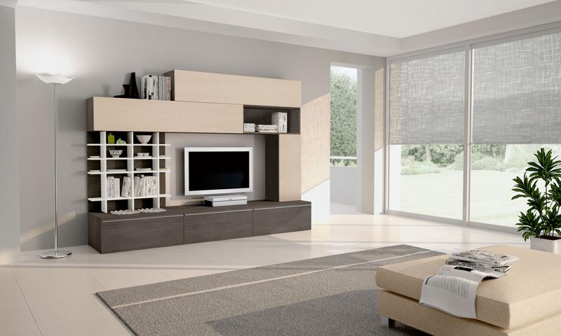 Arredamento casa soggiorni a rovigo rossano arreda for Soggiorno minimalista